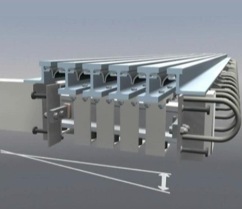 Mageba infrastructure